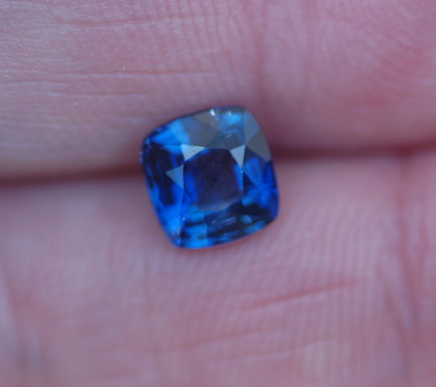 Image for Sri Lanka Fine Blue Natural Sapphire 1.47 carat