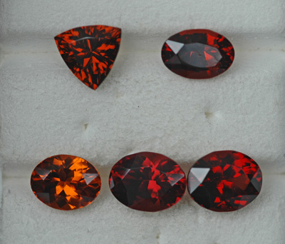 Image for Tanzania Umba Valley Garnet Parcel 8.87 tcw