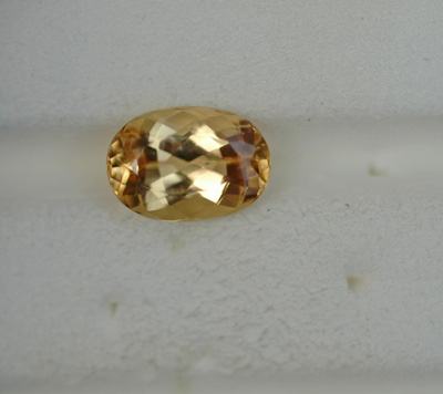 Image for Brazil Old Stock Precious Topaz 2.29 carat