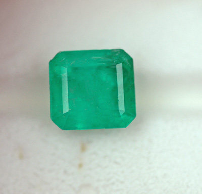 Image for AGL REPORT Colombian Emerald 3.59 ct. OLD STOCK - GFTP