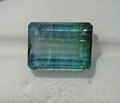 Image for Natural Blue Green TOURMALINE - 8.65 ct - GFTP