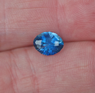 Image for Natural Blue Sapphire 2.53 ct