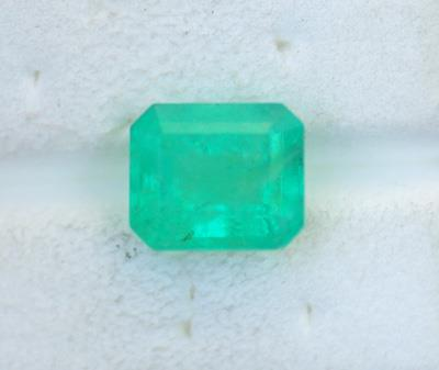 Image for Natural Colombian Emerald 3.10 ct. - GFTP
