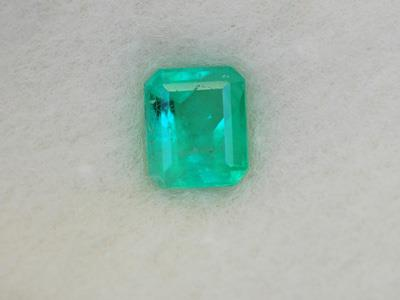 Image for Natural Colimbian Emerald 1.07 ct. - GFTP