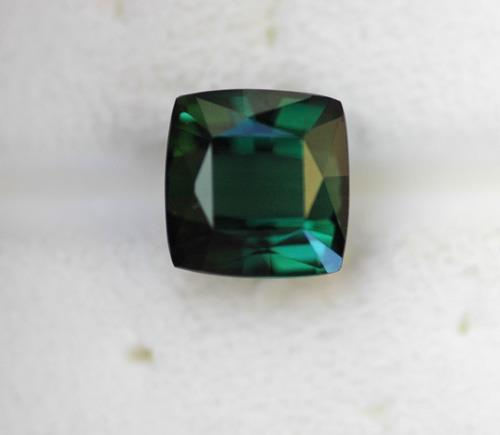 Image for Namibia Natural Tourmaline Blue Green 3.49 carat