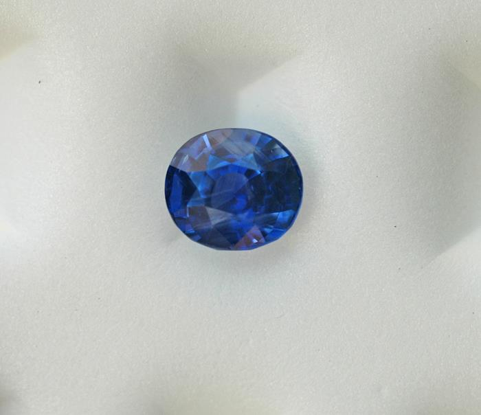 Image for CG- AGL Natural Unheated Sapphire 2.41 ct