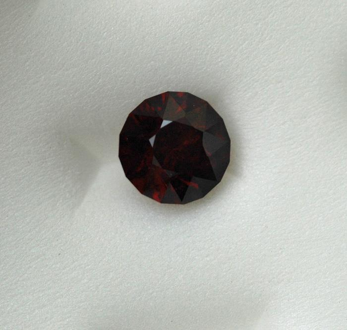 Image for Monatana natural Pyrope Garnet 2.18 carat