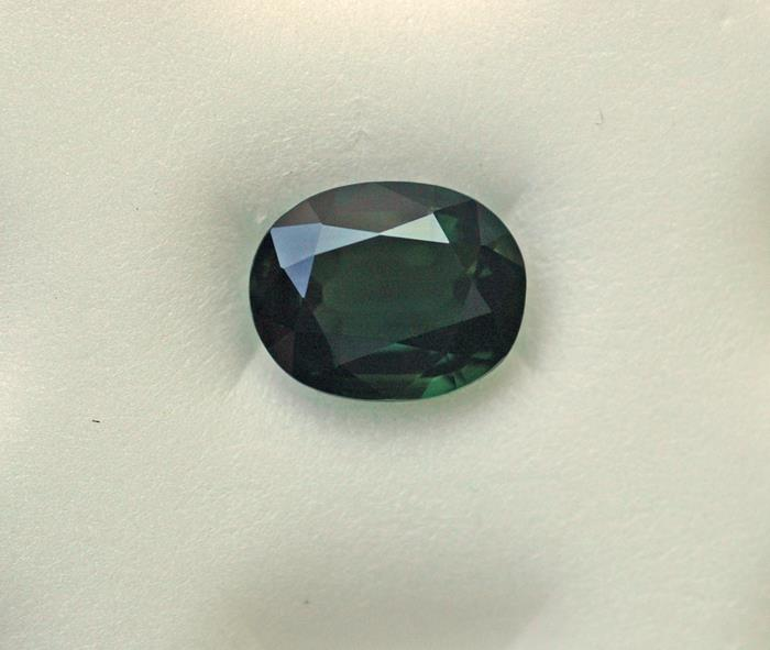 Image for Thailand Natural Green Sapphire 3.35 ct