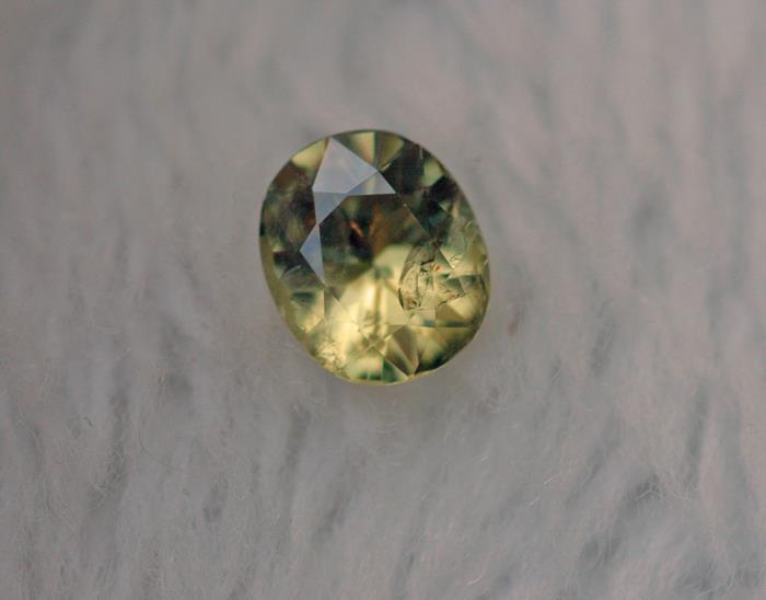 Image for Madagascar Natural Unheated Yellow Sapphire 2.20 ct