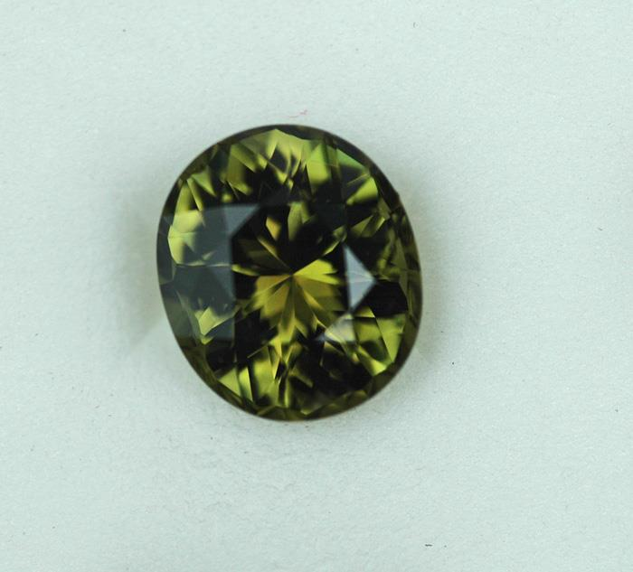 Image for Natural Green Tourmaline 4.37 ct