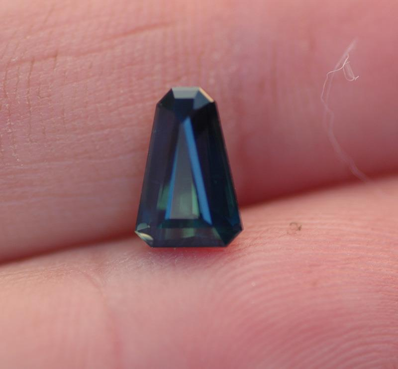 Image for Natural Australia Unheated Sapphire 2.08 carat
