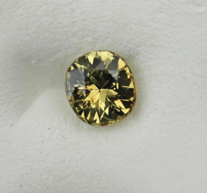 Image for Tanzania Natural Chrysoberyl 1.53 carat