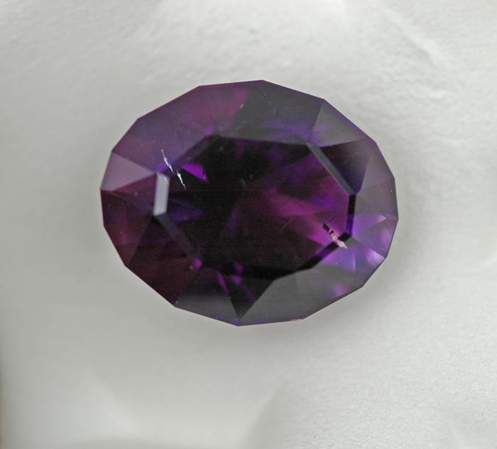 Image for Nigerian Siberian Color Natural Amethyst 13.19 carat