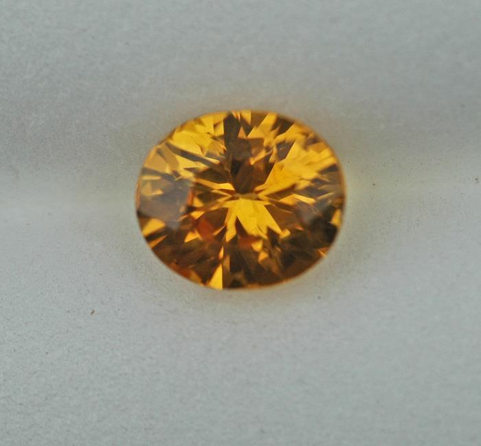 Image for Sri Lanka natural Golden Sapphire 1.24 carat