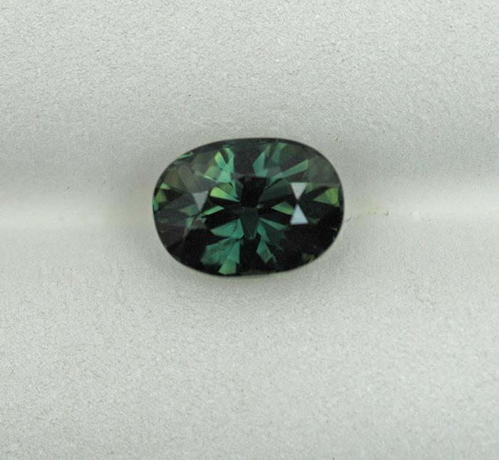 Image for Thailand natural Green Sapphire 1.48 carat
