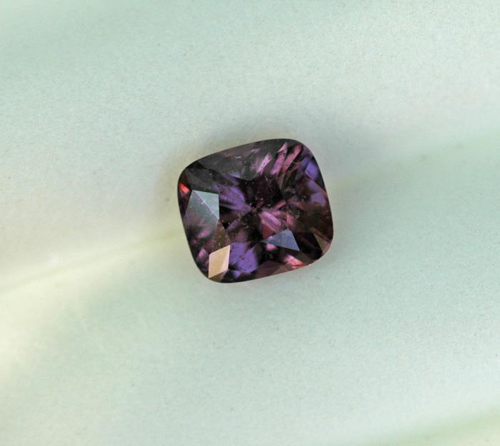 Image for Natural Burma Plum Color Spinel 1.84 carat