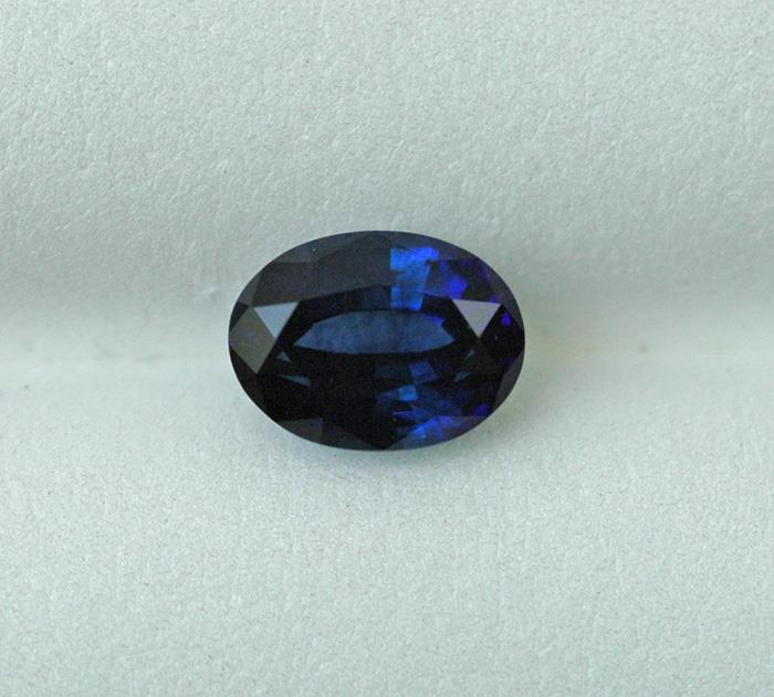 Image for Sri Lanka Royal Blue Natural Sapphire 1.37 carat