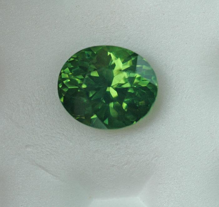 Image for Sri Lanka Natural Unheated green Zircon 10.27 carat