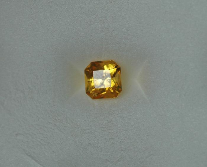 Image for Sri Lanka Natural Yellow Sapphire 0.71 carat