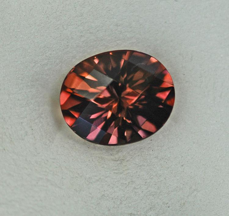 Image for Nigerian Natural Unusual Tourmaline 2.71 carat