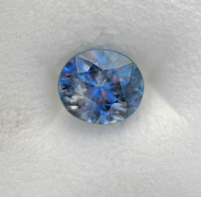 Image for Natural Tanzania Unheated Sapphire 1.62 carat