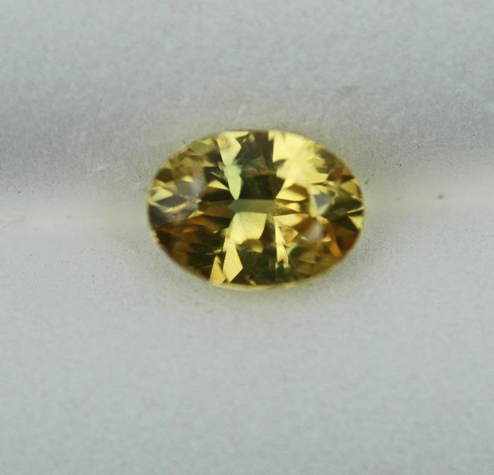 Image for Sri Lanka Natural Yellow-Blue Sapphire 1.16 carat