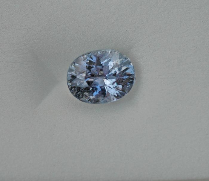 Image for Tanzania Unheated Natural Sapphire 1.61 carat