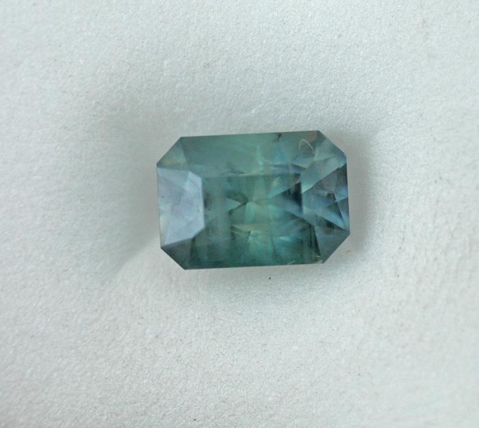 Image for Unheated Natural Montana Sapphire 2.23 carat