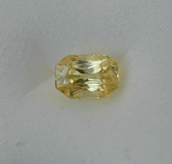 Image for Sri Lanka Natural Unheated yellow Sapphire 1.66 carat
