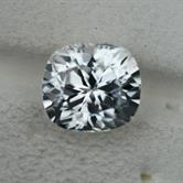 Image for Cambodia Natural White Zircon 3.88 carat