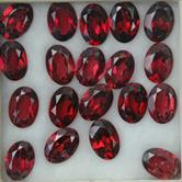 Image for Natural Rhodolite Garnet Lot 17.01 TCW