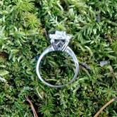Image for Diamond Ring 0.50 tcw. 14k white gold