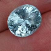 Image for Brazil Natural Untreated Aquamarine 6.86 carat