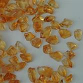 Image for Brazil Natural Citrine Crystal Jewelry Tips 134.6 Tcw