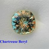 Image for Madagascar Natural Chartreuse Beryl 2.96 carat